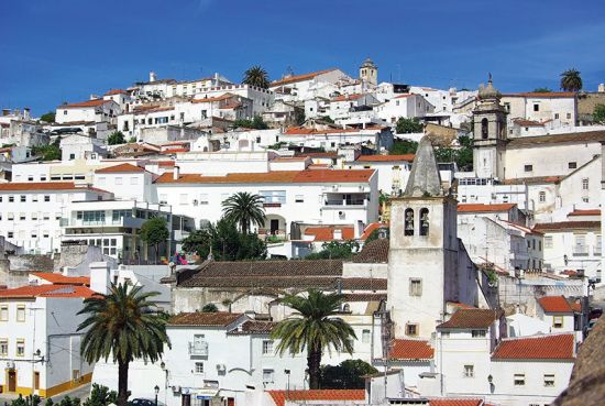 Elvas in Portugal has just been added to UNESCO's World Heritage List (photo © Inacio Pires).