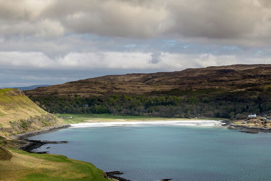 Calgary Bay on the Scottish island of Mull gave its name to a great Canadian city (photo © paul Iovichi / dreamstime.com).