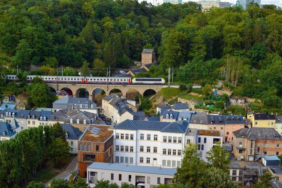 From 29 February 2020, all rail travel will be free in Luxembourg, including journeys made in the country on German, French or Belgian trains (photo © Jesus Barroso / dreamstime.com).