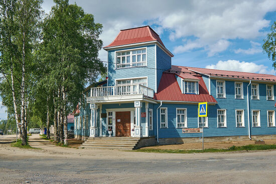 The Ethnographic Museum in Kalevala, Russian Karelia, showcases the local Karelian culture and the region's links with the Kalevala epic (photo © Alexander Mychko / dreamstime.com).