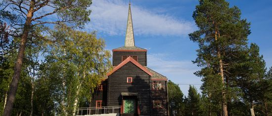 Church at Svanvik