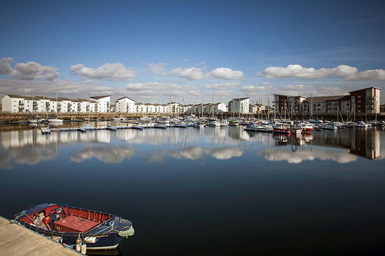 Destination Ardrossan - and we need to be there by Sunday 1 May (photo © Pierouge / dreamstime.com).