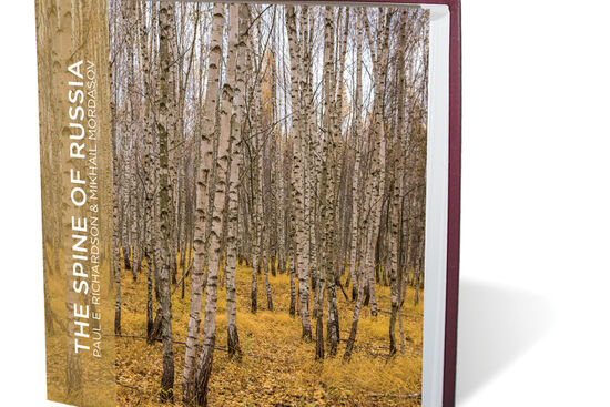 The Spine of Russia is a high quality, hardcover photo book by Paul E Richardson and Mikhail Mordasov, published in July 2016. The book is a vivid portrait of modern Russian life.