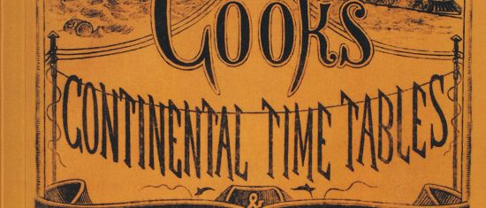 Cook's Continental Time Tables