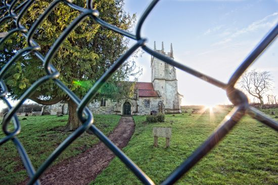 St Giles Church at Imber on Salisbury Plain (photo © Tim.firkins licensed under CC BY-SA 4.0)
