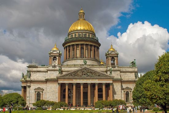Visa-free visits to St Petersburg are now a reality: the cathedral of St Isaac in the Russian city (photo © Renewer / dreamstime.com).