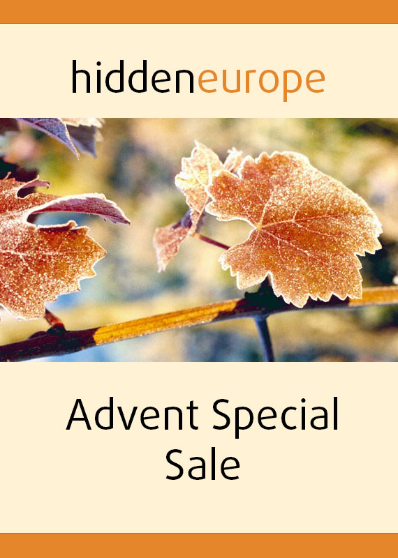 Advent special sale hidden europe magazine