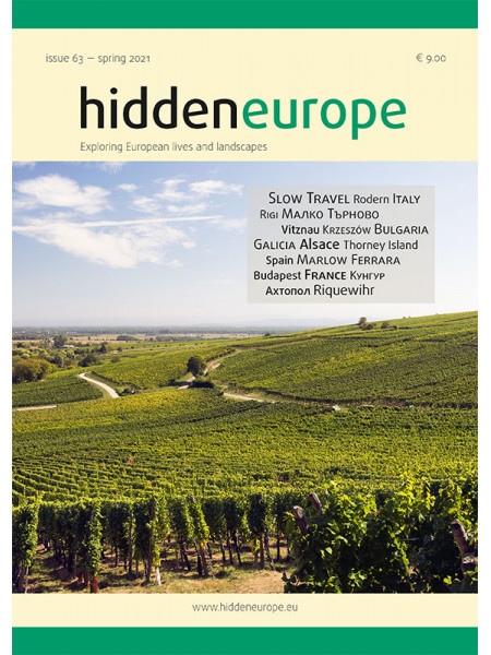 hidden europe no. 63 (spring 2021)