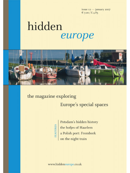 hidden europe no. 12 (Jan / Feb 2007)