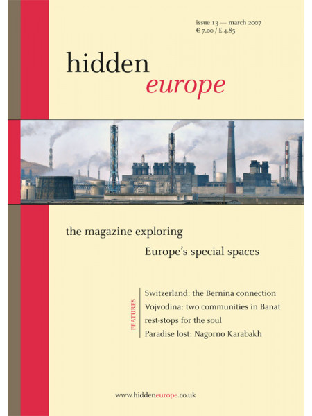 hidden europe no. 13 (March / April 2007)