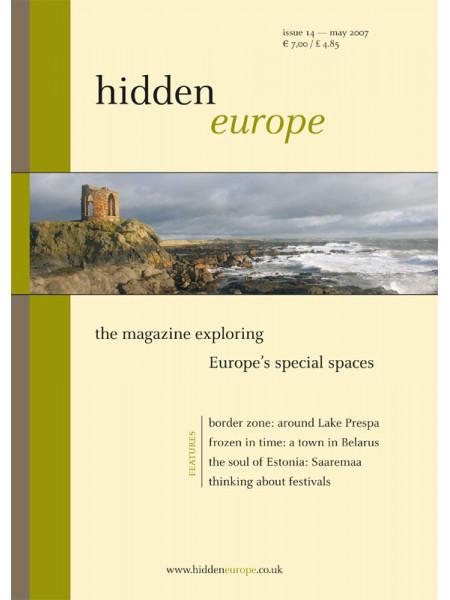 hidden europe no. 14 (May / June 2007)