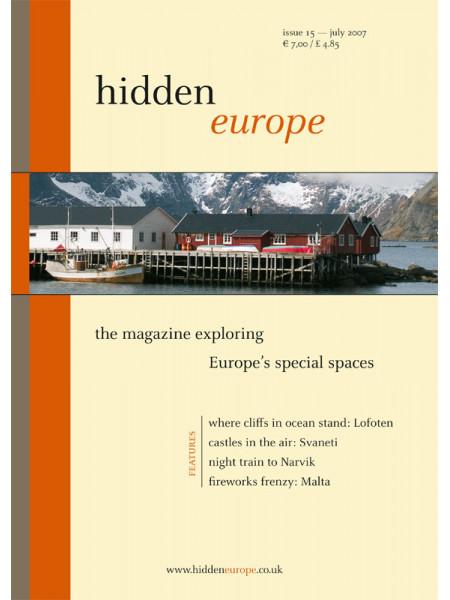 hidden europe no. 15 (July / Aug 2007)