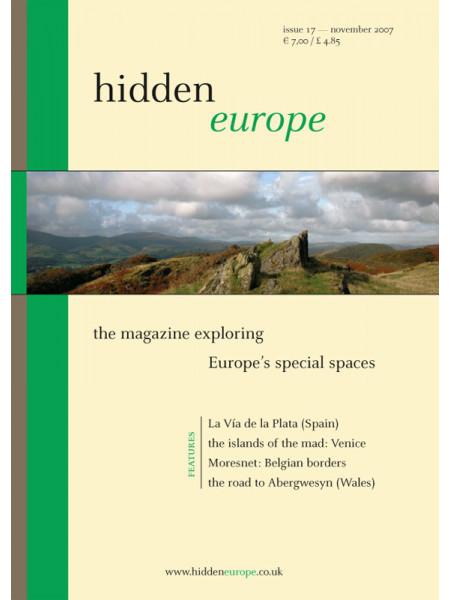 hidden europe no. 17 (Nov / Dec 2007)