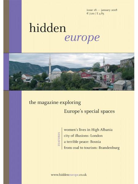 hidden europe no. 18 (Jan / Feb 2008)