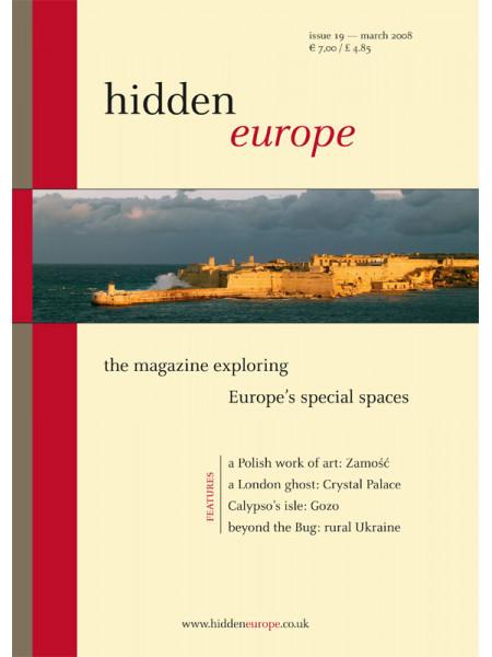 hidden europe no. 19 (March / April 2008)