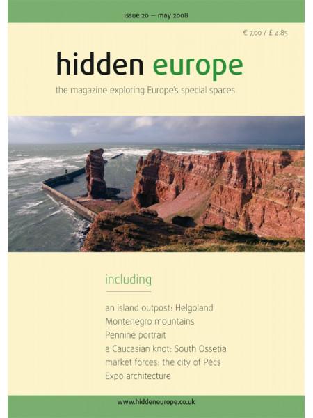 hidden europe no. 20 (May / June 2008)