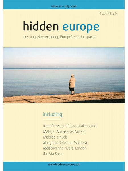 hidden europe no. 21 (July / Aug 2008)