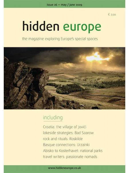 hidden europe no. 26 (May/June 2009)