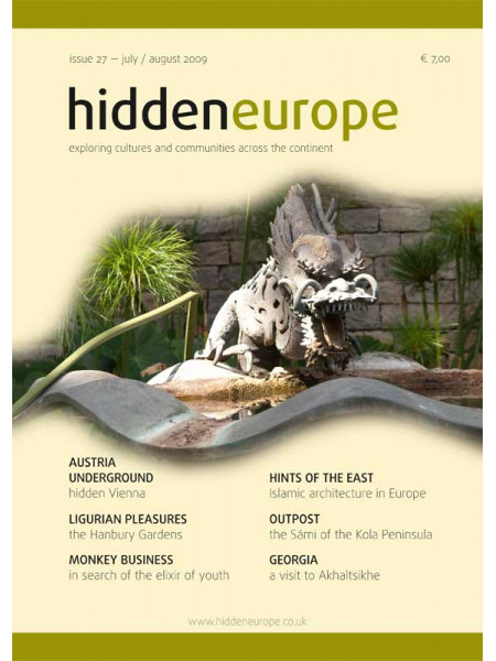 hidden europe no. 27 (July/August 2009)