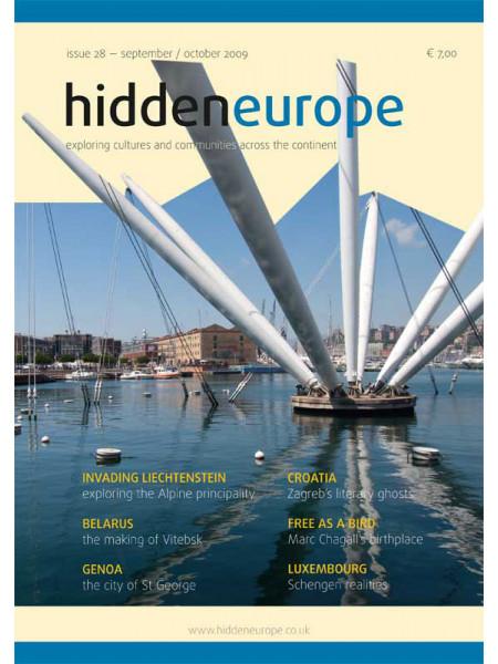 hidden europe no. 28 (Sept / Oct 2009)