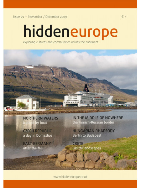 hidden europe no. 29 (winter 2009)