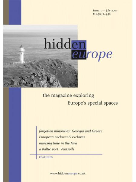 hidden europe no. 3 (July / Aug 2005)