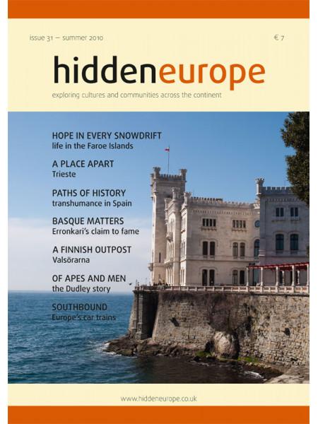 hidden europe no. 31 (summer 2010)