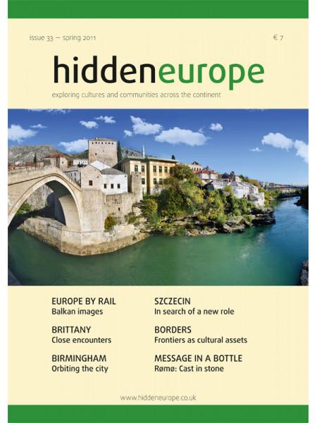 hidden europe no. 33 (spring 2011)