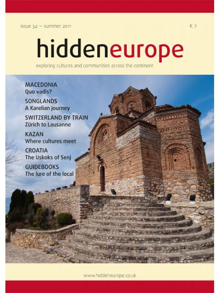 hidden europe no. 34 (summer 2011)