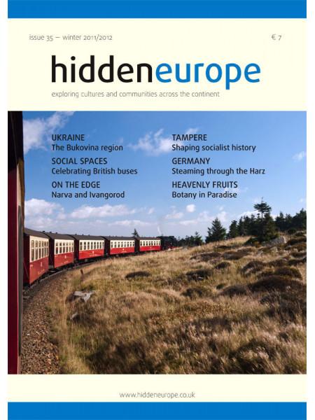 hidden europe no. 35 (winter 2011/2012)