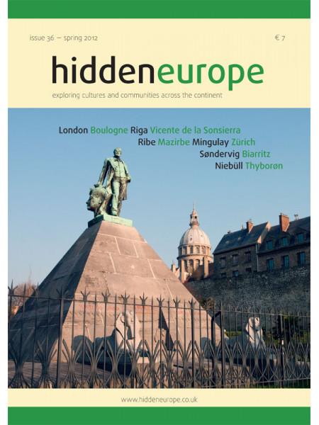 hidden europe no. 36 (spring 2012)