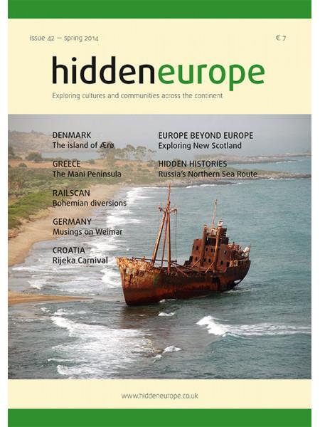 hidden europe no. 42 (spring 2014)