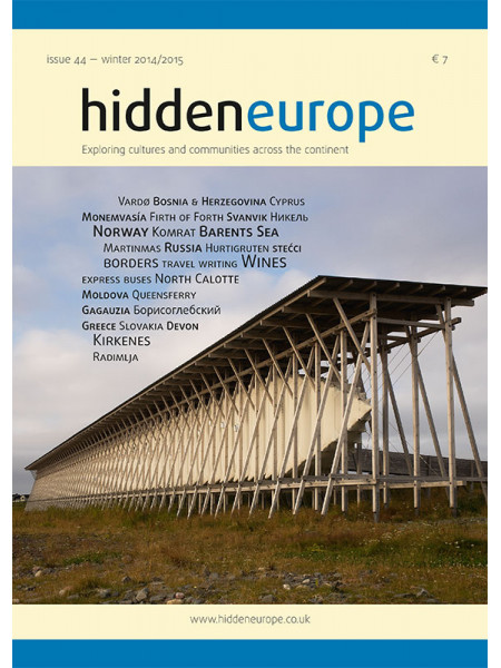 hidden europe no. 44 (winter 2014/2015)