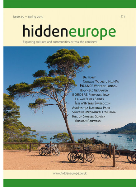 hidden europe no. 45 (spring 2015)
