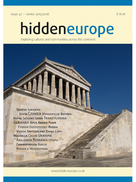 hidden europe no. 47 (winter 2015/2016)