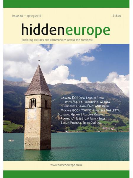 hidden europe no. 48 (spring 2016)