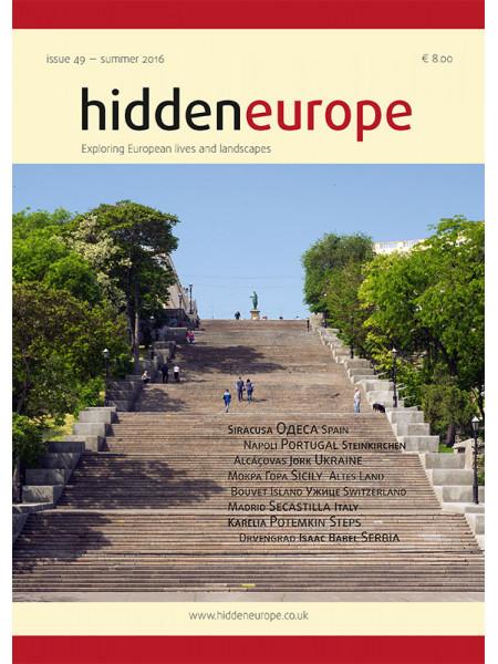 hidden europe no. 49 (summer 2016)
