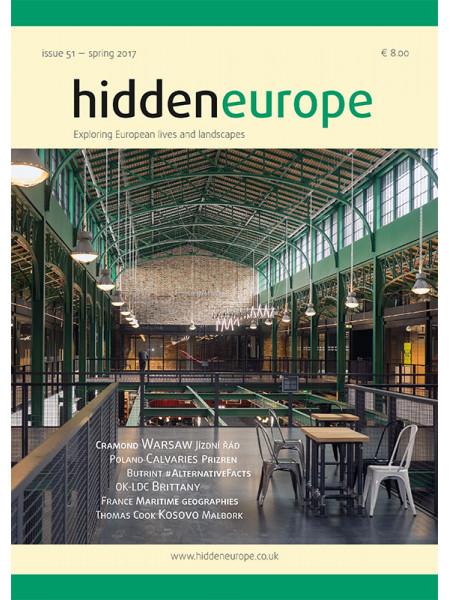 hidden europe no. 51 (spring 2017)