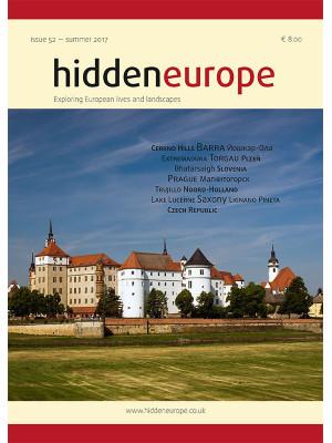 hidden europe no. 52 (summer 2017)