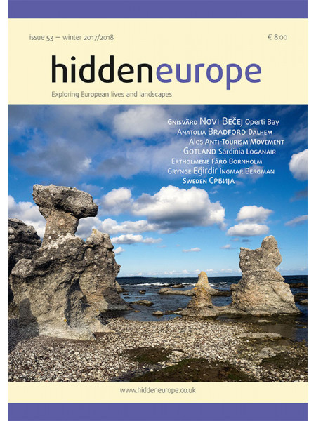 hidden europe no. 53 (winter 2017/2018)