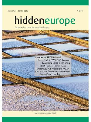 hidden europe no. 54 (spring 2018)