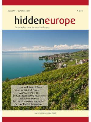 hidden europe no. 55 (summer 2018)