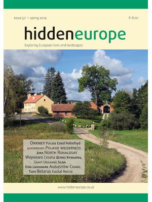 hidden europe no. 57 (spring 2019)