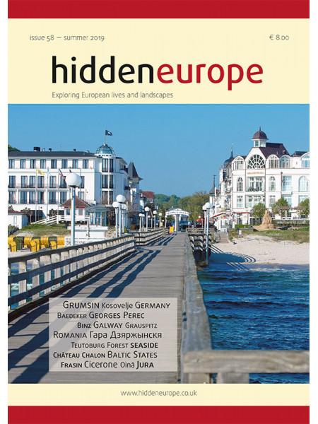 hidden europe no. 58 (summer 2019)