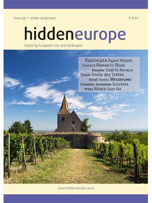 hidden europe no. 59 (winter 2019/2020)