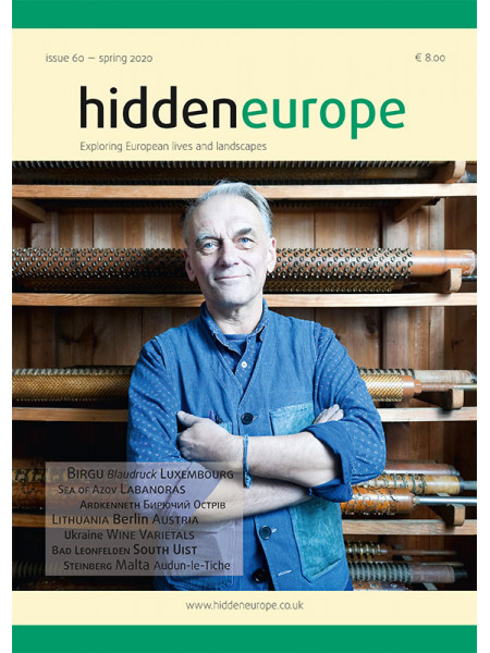 hidden europe no. 60 (spring 2020)