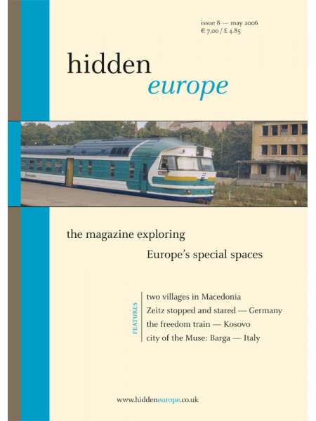 hidden europe no. 8 (May / June 2006)