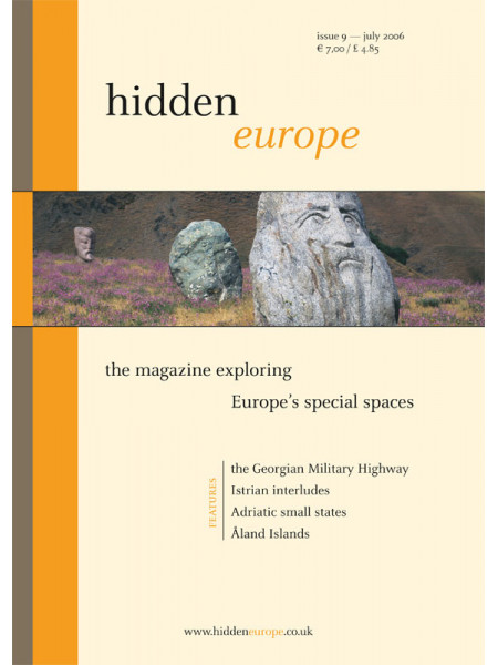 hidden europe no. 9 (July / Aug 2006)