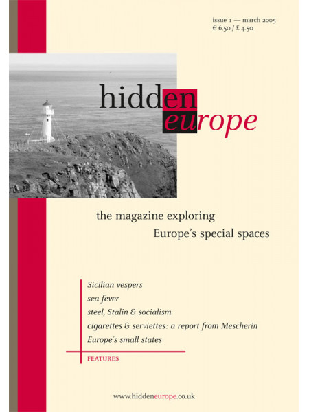 hidden europe no. 1 (March / April 2005)